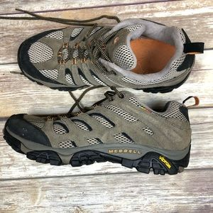 Merrell Shoes - Merrrell Hiking shoe/boot Size 12 Walnut